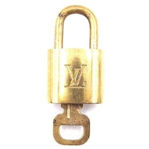 Gold Lock Keepall Speedy  Key Set #313 Bag